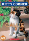 Callie (Kitty Corner Series) - Ellen Miles