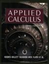 Applied Calculus - Deborah Hughes-Hallett, Andrew M. Gleason, Patti Frazer Lock