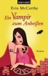 Ein Vampir zum Anbeißen - Erin McCarthy, Barbara Müller