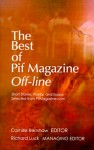 The Best of Pif Magazine: Off-Line - Richard K. Weems, Ryan Boudinot, Ricki Garni, Camille Renshaw