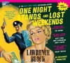 One Night Stands and Lost Weekends - Scott Brick, Lawrence Block