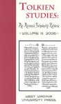 Tolkien Studies - Volume III, 2006 - Verlyn Flieger, Douglas A. Anderson, D.C. Drout
