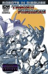 Transformers: Robots in Disguise #22 - John Barber, Andrew Griffith, Livio Ramondelli, Casey Coller