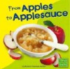 From Apples to Applesauce - Kristin Thoennes Keller