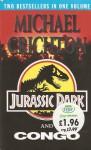 Jurassic Park / Congo - Michael Crichton