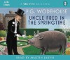 Uncle Fred in the Springtime - P.G. Wodehouse, Martin Jarvis