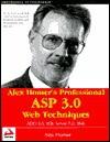 Alex Homer's Professional ASP Web Techniques - Alex Homer