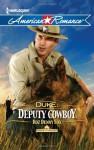 Duke: Deputy Cowboy - Roz Denny Fox