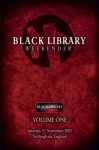 Black Library Weekender Anthology: Volume One - James Swallow, Andy Smillie, Graham McNeill, John French, Sandy Mitchell, Joshua Reynolds