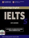 Cambridge IELTS 5 Self Study Pack - Cambridge ESOL