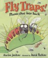 Fly Traps!: Plants That Bite Back (Read and Wonder) - Martin Jenkins, David Parkins