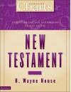 Chronological and Background Charts of the New Testament - H. Wayne House