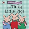 Touch And Feel Fairy Tales: The Three Little Pigs (Ladybird Tales) - Ronne Randall