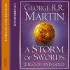 A Storm of Swords (Part Two) - Blood and Gold: Book 3 of A Song of Ice and Fire - George R.R. Martin
