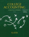 College Accounting Chapters 1-12 with Study Guide and Working Papers (12th Edition) - Jeffrey Slater