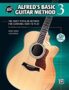 Alfred's Basic Guitar Method - Book 3 (Book & CD) - Alfred Publishing Company Inc.