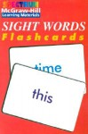 Spectrum Sight Words Flashcards - Vincent Douglas