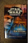 The New Jedi Order, Book 13: Traitor (Star Wars) - Matthew Stover