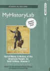MyHistoryLab Pegasus with Pearson eText Student Access Code Card for Out of Many, Brief Volume 2 (standalone) - John Mack Faragher, Mari Jo Buhle, Daniel Czitrom, Susan H. Armitage