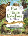 Five Minute Devotions for Children: Celebrating God's World As a Family - Pamela Kennedy, Amy Wummer