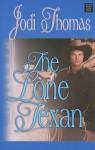 The Lone Texan (Premier Romance Series) - Jodi Thomas