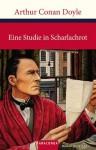 Eine Studie in Scharlachrot - Arthur Conan Doyle