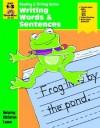 Write Words and Sentences, Grades 1-3 - Joy Evans