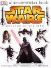Ultimate Sticker Book: Star Wars: Revenge of the Sith - Simon Beecroft, DK Publishing