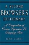 A Second Browser's Dictionary - John Ciardi
