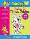 CT: Preparing for Times Tables (3-4) - Louisa Somerville, David Smith