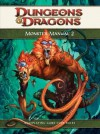 Monster Manual 2: A 4th Edition D&D Core Rulebook - Rob Heinsoo, Eytan Bernstein, Jesse Decker, N. Eric Heath, Peter Lee, Chris Sims, Owen K.C. Stephens, Julia Martin, Greg Bilsland, Jeremy Crawford, Paul Grasshoff, Scott Fitzgerald Gray, M. Alexander Jurkat, Jessica Kristine, Bill McQuillan, Jeff Morgenroth