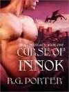 CURSE OF INNOK - R.G. Porter