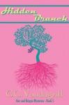 The Hidden Branch - New Edition (Alex & Briggie Mysteries) - G.G. Vandagriff