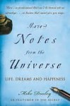 More Notes From the Universe: Life, Dreams and Happiness - Mike Dooley