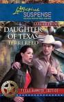 Daughter of Texas - Terri Reed