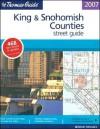 King/Snohomish Counties, Washington Atlas - Thomas Brothers Maps