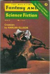 Fantasy and Science Fiction May, 1975 - Edward L. Ferman