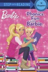 Phonics Fun with Barbie (Barbie) (Phonics Boxed Sets) - Jennifer Weinberg, Karen Wolcott