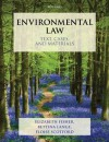 Environmental Law: Text, Cases & Materials - Bettina Lange, Elizabeth Fisher, Eloise Scotford
