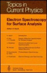 Electron Spectroscopy For Surface Analysis - Harald Ibach