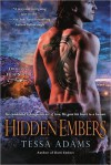 Hidden Embers (Dragon's Heat, #2) - Tessa Adams