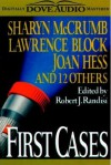 First Cases, Volume 1: First Appearances of Classic Private Eyes - Robert J. Randisi, Bill Pronzini, Joe Gores, Lawrence Block