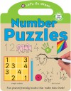 Let's Go Green Number Puzzles - Roger Priddy