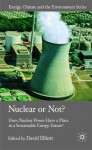 Nuclear Or Not?: Does Nuclear Power Have a Place in a Sustainable Energy Future? - David Elliott