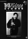 14 Blues & Funk Etudes: E-Flat Instrument (Alto Sax, Baritone Sax), Book & 2 CDs [With 2 CDs] - Bob Mintzer, Larry Clark
