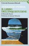 Il libro dell'inquietudine di Bernardo Soares - Fernando Pessoa, Antonio Tabucchi, Maria José de Lancastre