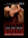 Sin on Skin (Cougar Challenge, Book Six) - Mari Freeman