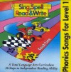 Level 1 Audio Compact Disk Second Edition Sing Spell Read And Write - Modern Curriculum Press