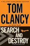 Search and Destroy CANCELLED - NOT PUBLISHED - Tom Clancy, Peter Telep