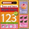 Trace and Learn Wipe Clean 123 - Helen Parker, Make Believe Ideas